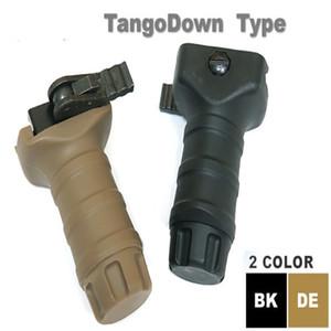 Poignée tactique Tangodown accessoires débrayables court verticale Foregrip