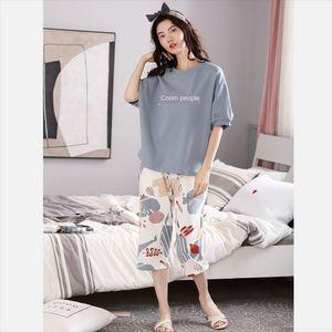 Kadınların pamuk Pamuk dolgulu pijama pijama kısa kollu Pamuk dolgulu rahat gevşek büyük boy elbise kadın pamuk kısa kollu ev