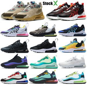nike air max 270 New Gradient Summer Blue Void Volt Designer Sneakers 270OG Throwback Future Black Bright Crimson Racer Blue Men Running Trainer schuhe
