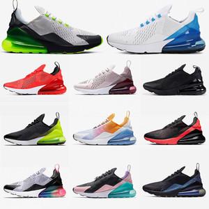 2020 Air Top 270 TN Реагировать кроссовки дизайнер Mens женщин кроссовки Тройной белый университет Бред Red Olive Volt спортивной обуви Maxes 36-45