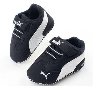 New Romirus mocassins criança sapatos de bebê PU couro primeiro walker shoes sola macia recém-nascidos meninos meninas marca tênis 0-18MNewborn Baby Girl Bo