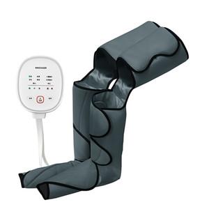 Nuovo prodotto Air gamba compressione circolazione del sangue massagerfor gamba cal manuale di circolazione del sangue Massaggiatore plantare Shiatsu vitello
