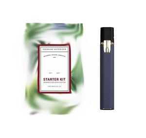 Vape cihaz Premium Vaporizer 210mah kapasiteli şarj edilebilir pil marş kitleri zekâ USB kablosu Vs vape kalem kartuşları koko Kiti