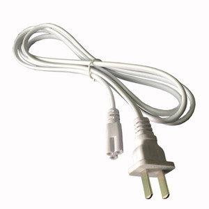 Yeni LED tüp ışıkları için 6ft bağlantı kabloları Entegre T8 T5 sitch ve güç ile led tüpler lineplug üç delikli ABD Plug
