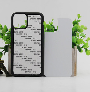 2D sublimation TPU PC en caoutchouc cas blanc pour iphone 11 Pro max x xs max xr 8 7 6 6S plus galaxie S10 s9 S8 plus NOTE 10 A70 M20 HUAWEI Case