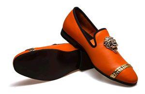 Натуральная кожа мужская обувь мокасины Doudou Shoes Men Party Обувь для вождения Dm20