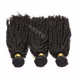 wholesale kinky curly cuticle aligned human raw virgin hair 3 bundles one lot mixed length for your choose