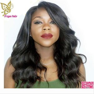 Peruvian Full Lace Human Hair Wigs Loose Wave Unprocessed Human Hair Lace Front Wigs Wavy For Black Women