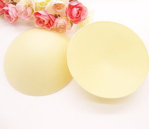 Women1 Pair Lot 3.5cm Thick Sponge Insert Breast Enhancer Push Up Sexy Bikini Padded Bra Pads For Swimsuit Intimate Accessories