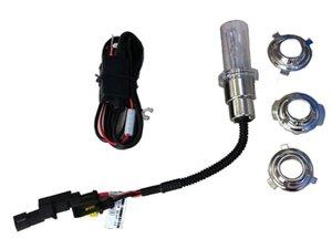 Yeni Metal Balastlar Motosiklet Hid Kiti Lambası H6 Hid Xenon Lamba 35w Hid Dönüşüm Kitleri Lamba Motosiklet Lambalar Kiti Coming