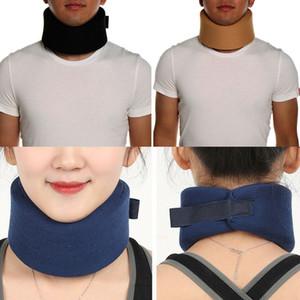 Modo caldo gomma piuma molle Collare cervicale Neck Brace Support spalla Terapia del dolore sollievo Relax Cuscino Home Textile 3 colori