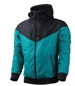 k1 Hot New Fashion Men and Women Pullover Hoodies Lover Fall Thin Windrunner Light Windbreak Free Shipping Zipper Hoodies