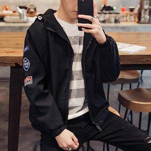 Cool2019 manteau de veste ample étudiant Gangzifeng Xia Easy Edition Bf Wind