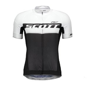 Bisiklet kısa kollu gömlek bicicleta giyim 304517a MTB ciclismo Yeni SCOTT jersey 2019 Nefes hızlı kuru bisiklet maillot Ropa bisiklet pro