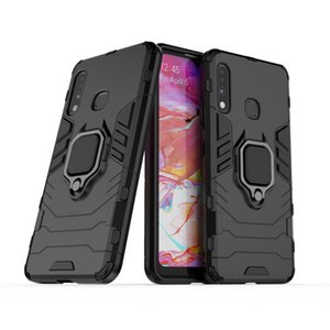 Armor Shockproof case Rotating Metal Ring Holder Protective Cover for SAMSUNG Galaxy A70E A70S A21S M30 A40S A10 A10S A20S A50 A50S A30S A20