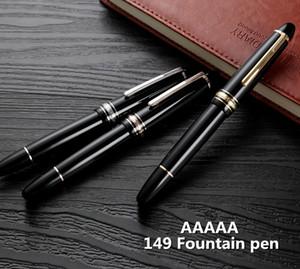 Di lusso Meisterstcek 149 nero penna roller in resina classica penna stilografica con 4810 pennino materiale scolastico di cancelleria per le marche MB