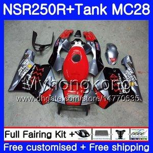 1996 pour Honda MC28 PGM4 NSR250R 94 95 95 97 Injection 1998 99 265hm.0 NSR250 R 1995 250 250R 1994 98 Rouge 1997 96 1999 Catériel NSR Silver Clac