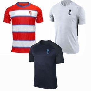 19 20 maillots نادي غرناطة دي القدم لكرة القدم جيرسي المنزل 3RD بعيدا 2019 2020 لكرة القدم الرجال والاطفال قميص Camiseta دي فوتبول