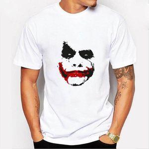 joker tees tshirt white eboy shirt top clothes summer fashion eboy shirts T mens T hippie graphic plain men anime cotton Gmweb