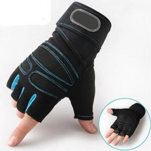 2020 nuevos guantes de gimnasio M-XL peso pesado deportes ejercicio levantamiento de pesas guantes Body Building entrenamiento deporte Fitness