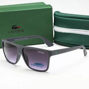 Yüksek kaliteli Medusa ile% 100 yüksek kalitede 4187 marka güneş gözlüğü polarize lensler Chris modeli kadın erkek güneş gözlüğü tonları de oclus