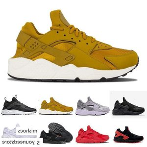Huarache Ultra 1.0 4.0 Pk4 Walking Shoes 4 Iv 1s Run Sole Triple Black White Red Grey Rainbow Harache Sneaker Sport Trainer