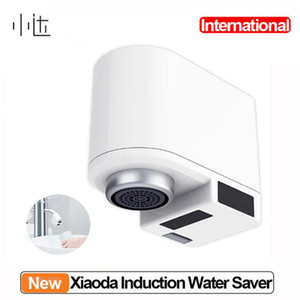 Xiaoda Automatic Water Saver Tap Infrared Sensor Water Energy Saving Device Kitchen Bathroom Smart Inductive Faucet