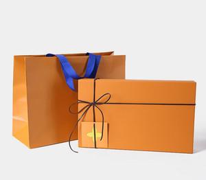 Оригинальная дизайнерская сумка Роскошные сумки кошельки наплечные сумки запчасти аксессуары коробка и подарочные пакеты