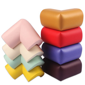 50 Pcs  lot Mix Wholesale 55*55mm Children Protection Soft Table Desk Corner Baby Safety Edge Guards