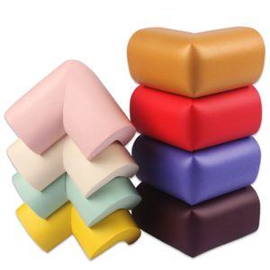 50 Pcs  lot Mix Wholesale 55*55mm Children Protection Soft Table Desk Corner Baby Safety Edge Guards