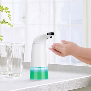 Distributeur de savon liquide rondelle à main automatique induction Intelligence cuisine mains de nettoyage pour Hôtel Toilettes distributeur de savon liquide FFA3955-2