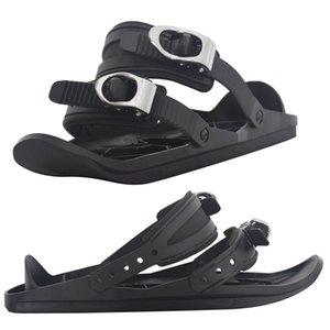 Mini patins de ski chaussures de neige mini patins de ski pour neige des boutiques Skiboard Snowblades Shopping en ligne