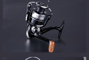 Mullinson New LA series 10 Axis Full Metal Head Fishing Wheel Spinning Wheel Fishing Gear Wholesale