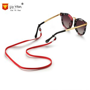 accessories anti-skid chain rope belt sports rope fabric imitation (suede Nonskid chain glasses accessory glasses simple style)