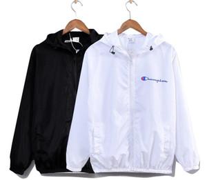 Novas mulheres da moda casacos High Street mens jaqueta moda blusão harajuku branco off-letras casacos F003 #