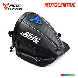 Haute capacité Moto Centric Sac étanche Moto Motocross Moto Sacoche de selle multifonction Moto Sac à dos Seat Bagages 15L