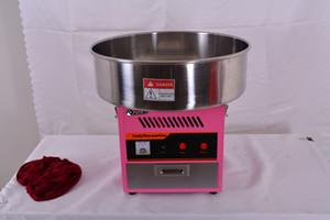 Ücretsiz gönderi ticari ETL CE ROHS pamuk helva makinesi, pamuk helva makinesi, pamuk şeker makinesi, snack yiyecek makinesi, sokak gıda makinesi