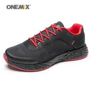 ONEMIX estate scarpe da corsa per gli uomini le donne high-tech scarpe da ginnastica maratona di energia in esecuzione rimbalzo super leggero anti-skid outsol