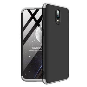 Für OnePlus 6T Stoß- Luxus Schutz 3 in 1 Matte Ganzkörper-Abdeckung Shell Ultra Thin PC Phone Case