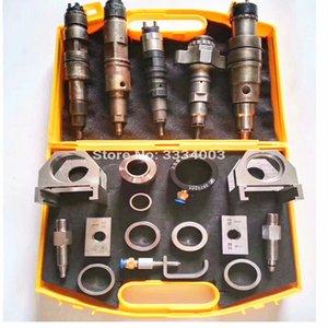 Многофункциональный Дизель Common Rail Injector Зажим Крепеж Инструменты для всех марок Форсунки Включает BOSCCH DENSSO JOHN DEERE