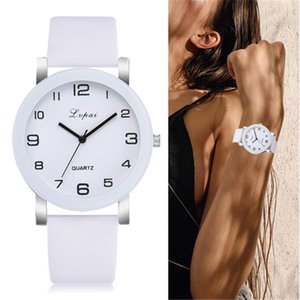 Lvpai Brand Quartz Watches For Women White Bracelet Watches Ladies Dress Creative Clock New 233