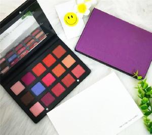 Denona maquillaje paleta de sombra de ojos cosméticos Tropic la gama de colores de resaltado para niñas de 15 colores libera el envío