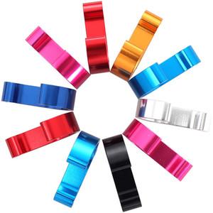 Алюминий Candy Color Coat Крюк для домашнего хранения Крючок вешалка металла Полотенце Robe Hook Аксессуары для ванной комнаты
