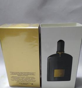 Calidad superior de Ford Colonia para Hombres Negro Orquídea MARCA 100ml Perfume envío Fanscinating olores Agua de Perfume gratuito