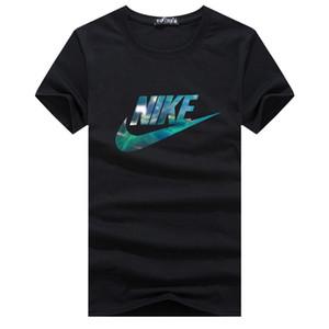 NIKE 2019 Sommer dünne Männer Sport T-Shirt lässig kurzärmeligen Anzug T-Shirt Mode atmungsaktiv neu