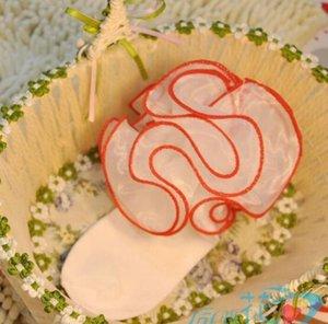 양말 아이 디자이너 옷 여자 양말 4sizes의 새로운 레이스 여자 양말 공주 아기 양말 아이들 양말 소녀 발목 양말 패션 댄스 1-10Y