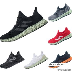 2019 New Tech EPX 82 4D Printing Cushioning Running Shoes Futurecraft Runner Invincible 4D AlphaEdge ASW LTD Knit Mesh Sports Shoes 38-47