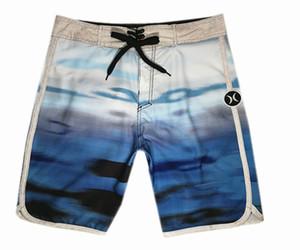 NOUVEAU taille plus Shorts décontractés spandex Shorts de plage pour hommes Shorts de plage Bermudas Shorts Maillots de bain amples Maillots de bain SZ 30 / S 32 / M 34 / L 36 / XL 38 / 2XL
