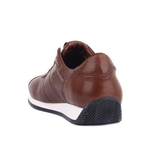masculinos de couro de vela Lakers Originais Sapatilhas Sapatos casuais