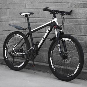 Mountain Bike estudante bicicleta cross country 21/24/27/30 velocidade bmx Corrida de Estrada velocidade da bicicleta